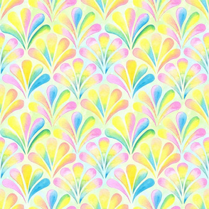 Elegant watercolor