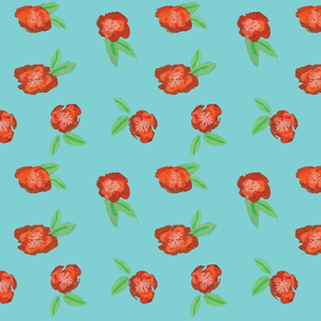 Roses and Roses and Roses
