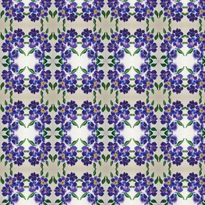Violets for Mom