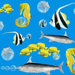 I Sea Bubbles