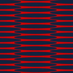 Oval Stripes