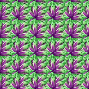 Iris 1 green and lilac png