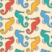 Rrrrrseahorses-pattern-on-yellow_shop_thumb