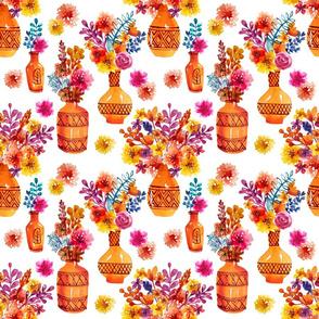Floral Vase
