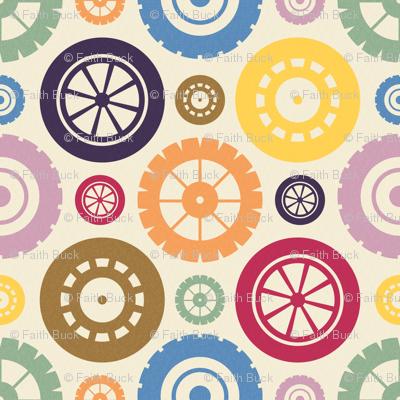 Four Wheels
