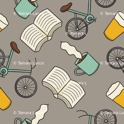 Coffee Books Bikes and Beer