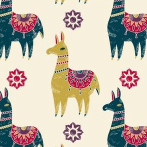 Llama Dance