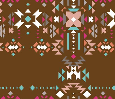 peru fabric by tella_creations on Spoonflower - custom fabric