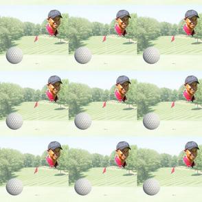 Sweet Golf Theme