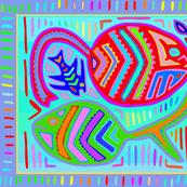 Caribbean Puffer Fish