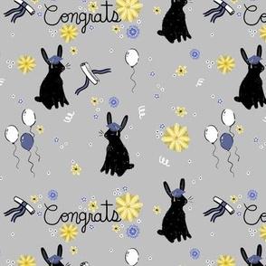 Bunny Graduation