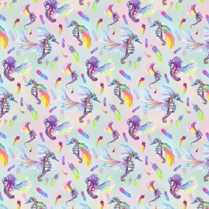 Ocean Pegasus - Tiny