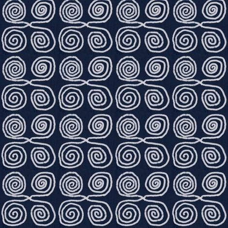 night sky 1 fabric by blerta on Spoonflower - custom fabric