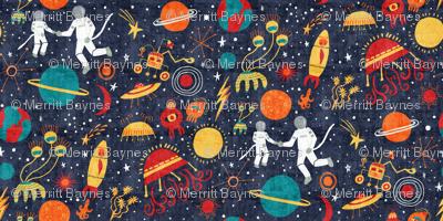 Far Out Space Exploration