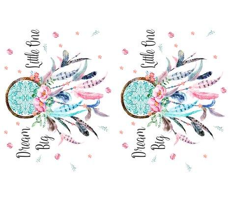 R42_x21____illustration_21_x28____pillowcase___pink____aqua_dream_catcher_dream_big_shop_preview