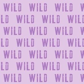 wild - 2 tone purple (MED scale) C18BS