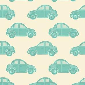 Cars in #70c2b4