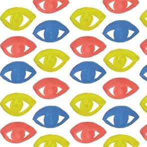 primary eyes