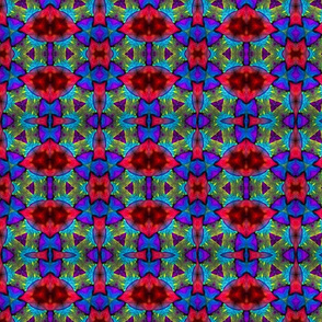 Flower Textiles. small print