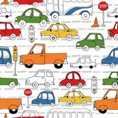 Busy Traffic Pattern
