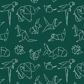 Folding Animals