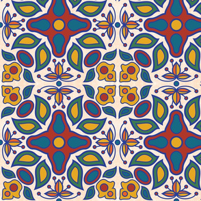 Mayolica Tile