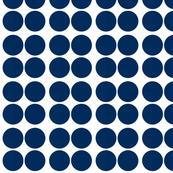 Dots in Royal Navy