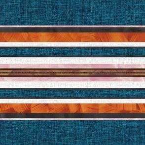 Basic stripe 3D horizontal