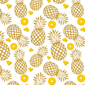 Funky Pineapples