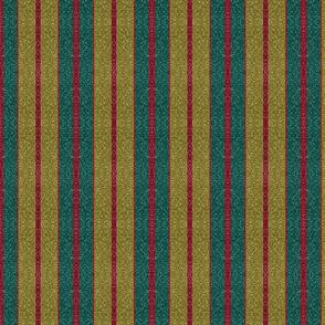 Christmas glitter stripe