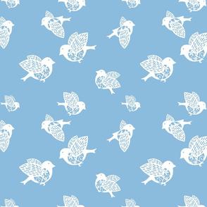 Sparrow  blue 02neg150