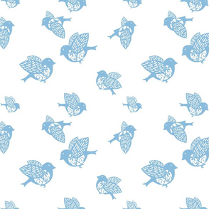 Sparrow  blue 02150