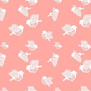 Sparrow pink150