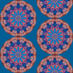 Jellyfish Mandala 01