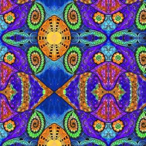 Tie Dye Doodle 1