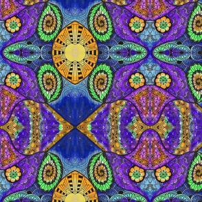 Trisnail purple