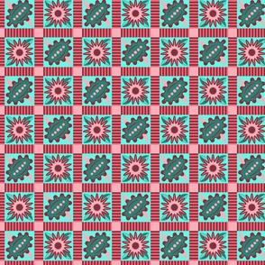ornament plitka mosaic