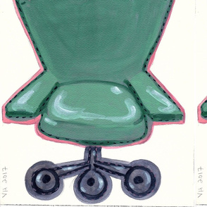 O.D. chair front