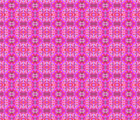 Hotsy Totsy Pink fabric by just_meewowy_design on Spoonflower - custom fabric