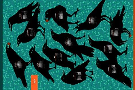 R2019_raven_tea_towel_orange_shop_preview