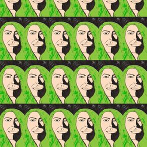 """Miss """"Green"""""""