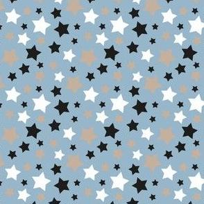 MellowStars - dusty blue