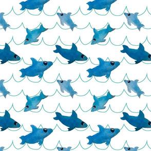 Dolphin Swimmy