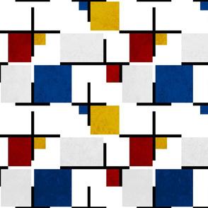 Bauhaus Mies-Mondrian