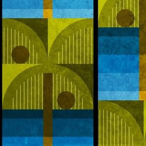 Bauhaus Palms