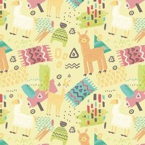 Oh My Llamas!