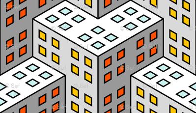 07655169 : © never-ending building blocks