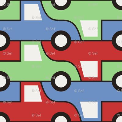 07655341 : pick-up truck 2 x3