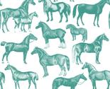 Big-horse-wallpaper-pattern-green2_thumb