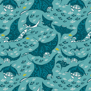 Manta ray 2